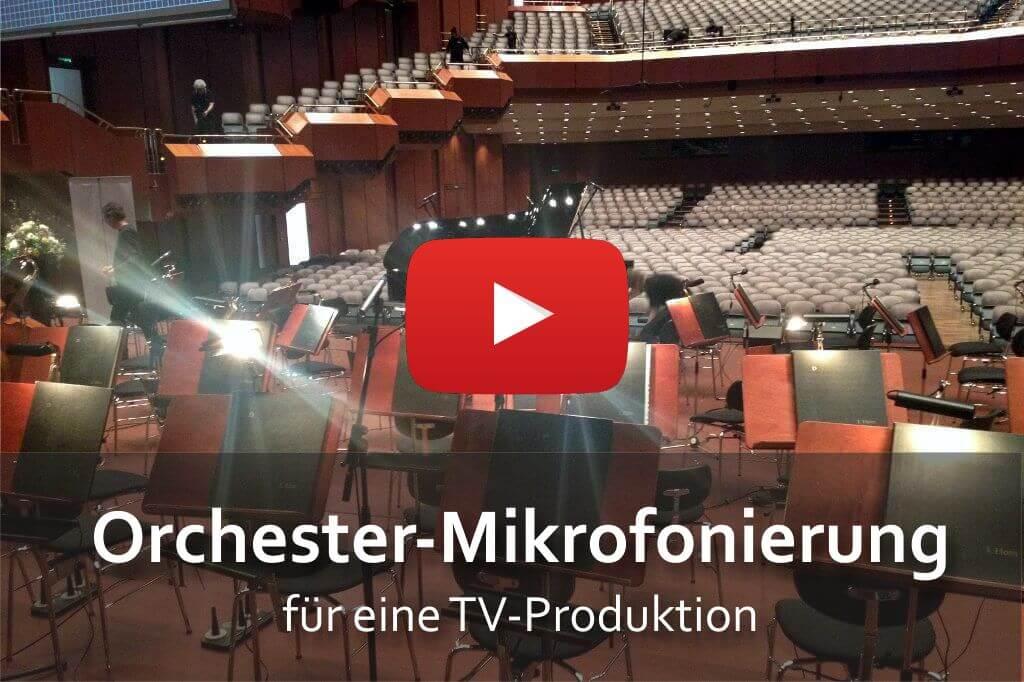 OrchesterVideo Foto