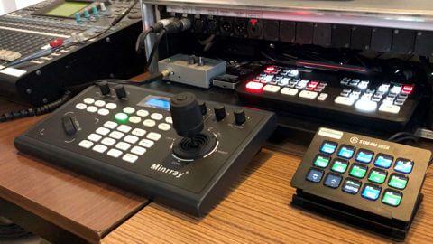PTZ Streaming-Regie